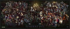 "130 Resident Evil - 2019 ADA WONG Biohazard Zombie TV Game 33""x14"" Poster"