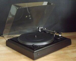 Superb Dual 505-1 Belt Drive Turntable - Stunning Cond. and Sound *SERVICED*