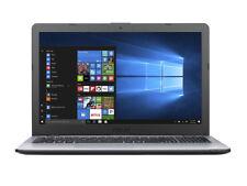 """Notebook Asus 15 6"""" Intel I5-8250u 4gb HD 500gb WiFi Win 10 Home X542ua-gq266t"""
