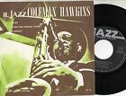 COLEMAN HAWKINS disco EP 45 giri MADE in ITALY serie IL JAZZ N.10 Laura + 3