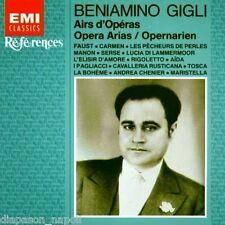 Beniamino Gigli: Arie Da Opera / Airs Dopéras / Opera Arias / Opernarien - CD