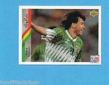 Figurina/CARDS-UPPER DECK 94 -WC USA 94- n.180- SANCHEZ - BOLIVIA
