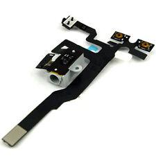 Genuine iPhone 4S 4GS White Headphone Audio Jack Flex Original Cable Volume/Mute