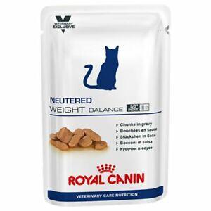 Royal Canin Vet Care Nutrition Cat - Neutered Weight Balance