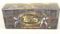 NEW/SEALED TOPPS 1996 MAJOR LEAGUE BASEBALL CARDS-SERIES 1 & 2