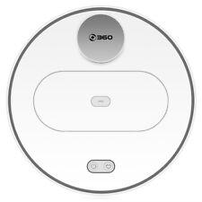 360 S6 Smart Staubsauger Roboter 2in1 Saugroboter 1800Pa APP-Steuerung SLAM weiß