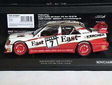 Minichamps 155913607 Mercedes 190E 2.5-16 EVO 2 K.Thiim Team AMG DTM 1991 1:18
