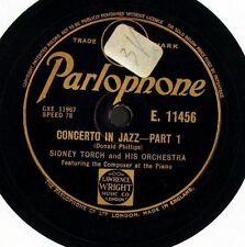 Jazz & Weltmusik Vinyl-Schallplatten mit 78 U/min