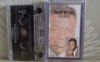 portrait of nat king cole cassette tape