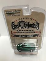 GREENLIGHT 1/64 GAS MONKEY 2013 CHEVROLET COPO CAMARO CHASE BUBBLE HAS A DENT IN