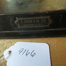 C. Farlow & Co. LTD London S.W.1 Antique Fly Fishing metal Box (lot#9166)