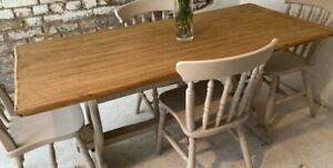 Antique kitchen dinning table