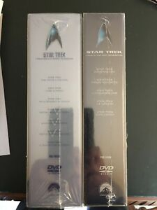 Star Trek DVD-film serie classica+next generation