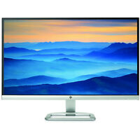 Hewlett Packard 27er 27-in IPS LED Backlit Monitor