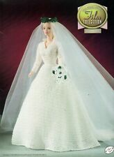 Film Collection-Sound of Music/ Doll Dress Crochet Pattern
