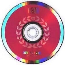 Pack Of 10 Arita Ritek 8x Pink Top Dual Layer DVD+R DL 8.5 GB / 240 mins