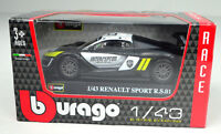 Renault Sport R.S.01 Maßstab 1:43 von bburago