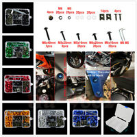 Moto Full Screws Kit Fit For Yamaha YZF-R1 Motorcycle Complete Fairing Bolt set