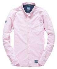 Camisas y polos de hombre Superdry 100% algodón