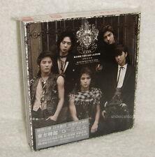TOHOSHINKI Vol.3 O Balloons Taiwan Ltd CD+DVD Digipak (TVXQ)