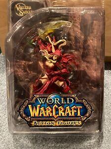 World of Warcraft Action Figure Valeera Sanguinar DC Unlimited NIB