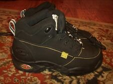 Iron Age High Impact Moc Toe Internal Met Guard Hiker Boot Mens Size 5M