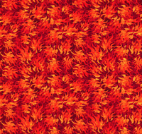 "Easy Rider Flames Brick Fabric - 18"" x 44"" - Same Day Shipping"
