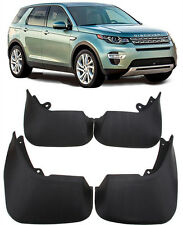 OEM Splash Guards Mud Guards Flaps For 15-2017 Land Rover Discovery Sport 5 Seat