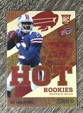 2013 Score Hot Rookies Showcase #17 EJ Manuel - Bills RC #50/99 FREE SHIPPING 🏈