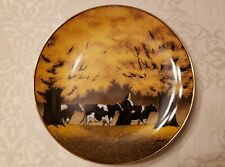 "Franklin Mint Heirloom Collector's Plate: ""Heading for Home"" by Lowell Herrero"