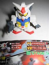 "Bandai SD Gundam Full Color Gashapon Part 5 RX-78-2 ""Gundam "" BB Senshi Figure"