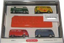 WIKING 217001 H0 PKW Geschenkpackung VW T1