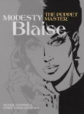 Modesty Blaise : The Puppet Master, Paperback by O'Donnell, Peter; Romero, En...