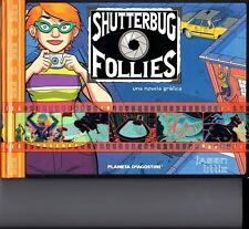SHUTTERBUG FOLLIES: TOMO TAPA DURA por JASON LITTLE... EDT. PLANETA