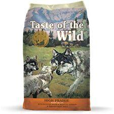 New listing Taste Of The Wild Grain Free High Protein Real Meat Recipe Prairie Puppy Premium