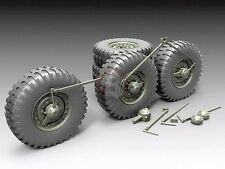 Royal Model 1/35 DUKW Amphibious Truck WWII Wheels Set (6 pieces) [Resin] 742