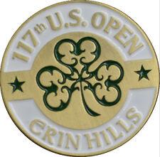 2017 Us Open (Erin Hills) Lapel Pin
