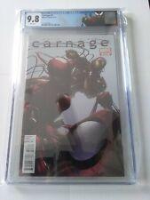 Carnage #3 CGC 9.8 Wells Clayton Crain Iron Man Spider-Man, Retired Label!!