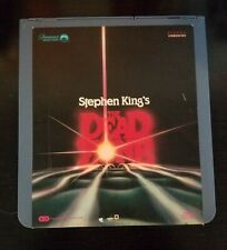 STEPHEN KING'S - The Dead Zone - CED Videodisc 1984 Paramount