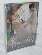 The Legend of the Blue Sea OST Taiwan Ltd 2-CD+DVD+80P+6 postcards