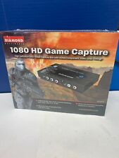 DIAMOND USB GC1000 HD 1080 Game Console Video Capture Device Sealed Box New