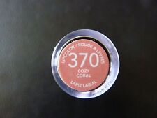 Revlon ColorStay Soft & Smooth Lipstick- COZY CORAL #370 -TWO Sealed / New Tubes