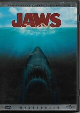 Jaws Dvd, Anniversary Collector's Edition, Widescreen, Exc+