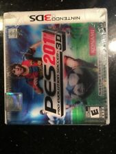 PES 2011 Pro Evolution Soccer (Nintendo 3DS) Brand New Factory Sealed