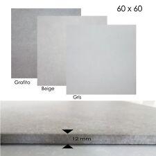 Piastrelle Pavimento Gres Porcellanat 60 X 60 effetto cemento 12 mm 9,99 € al mq