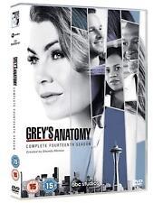 GREYS ANATOMY GREY'S DIE KOMPLETTE DVD STAFFEL / SEASON 14 DEUTSCH