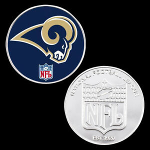 New Product Us Football Nfl Coin Challenge Sport Team Souvenir Commemorative