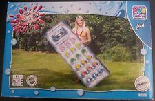 Happy People PVC-Solar-Liegematratze ca. 190x68 cm - Luftmatratze