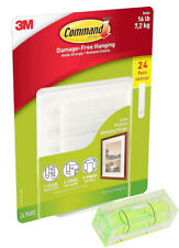 3m Command Picture Hanging Strips Large 24 Pairs
