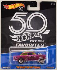 2018 Hot Wheels: '55 CHEVY BEL AIR GASSER - 50th Anniversary FAVORITES Series 2